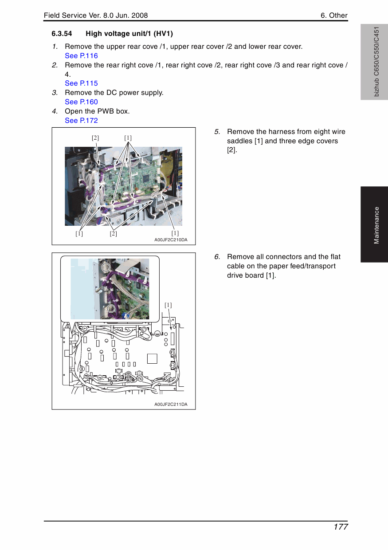 Konica-Minolta bizhub C451 C550 C650 FIELD-SERVICE Service Manual-3